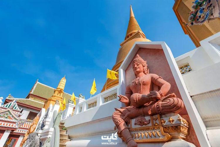وات بوون نیوت ویهان (Wat Bowon Niwet Wihan)
