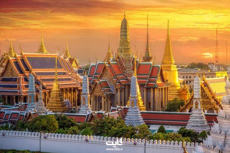وات پرا کائو (Wat Phra Kaew)