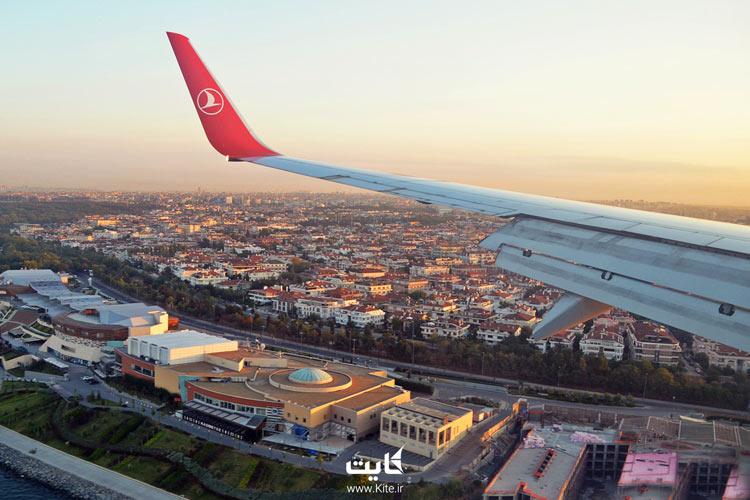 تور هوایی استانبول