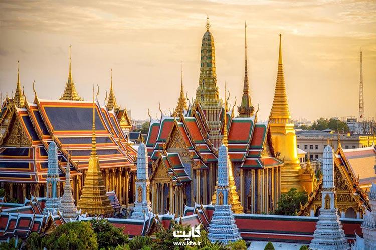بانکوک مقام دوم پربازدیدترین شه