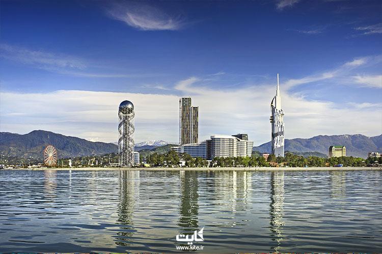 سفر به باتومی (Batumi)را با کایت تجربه کنید!