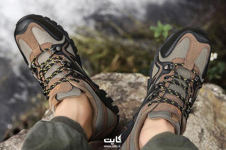 کفش مناسب طبیعتگردی