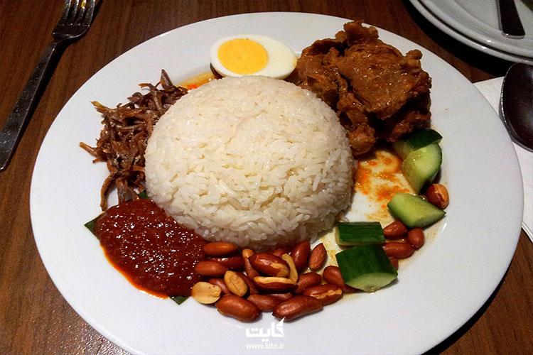 صبحانه مالزیایی