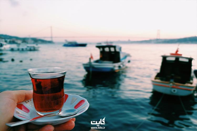 چای ترکی استانبول