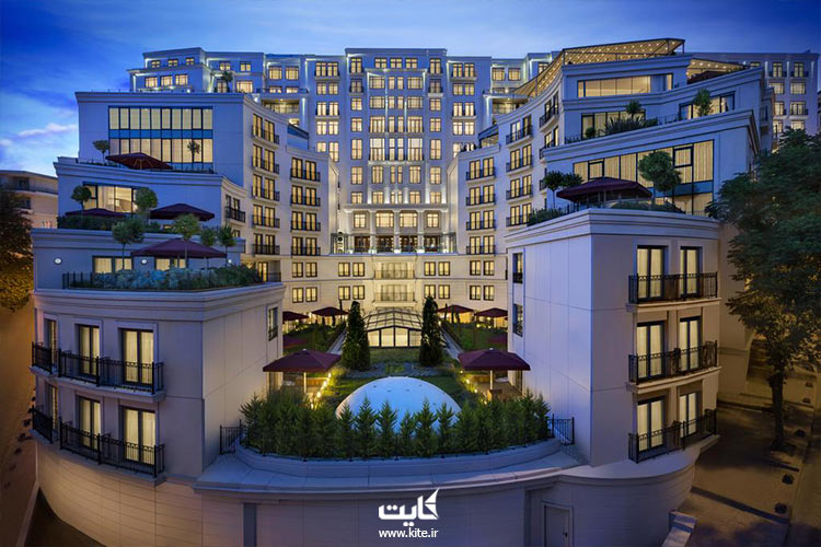 cvk park bosphorus hotel هتل 5 ستاره نوساز در تور استانبول