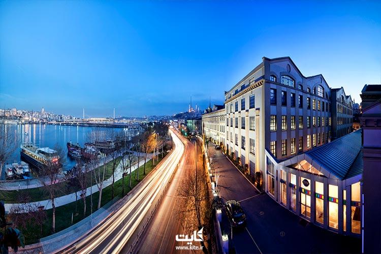 دانشگاه کدیر هاس استانبول