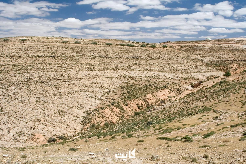 منطقه العزیزی - لیبی