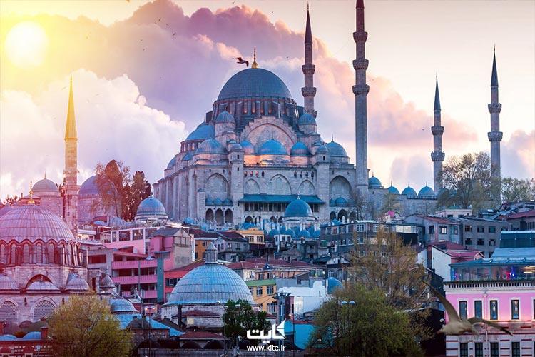 راهنمای اولین سفر به استانبول