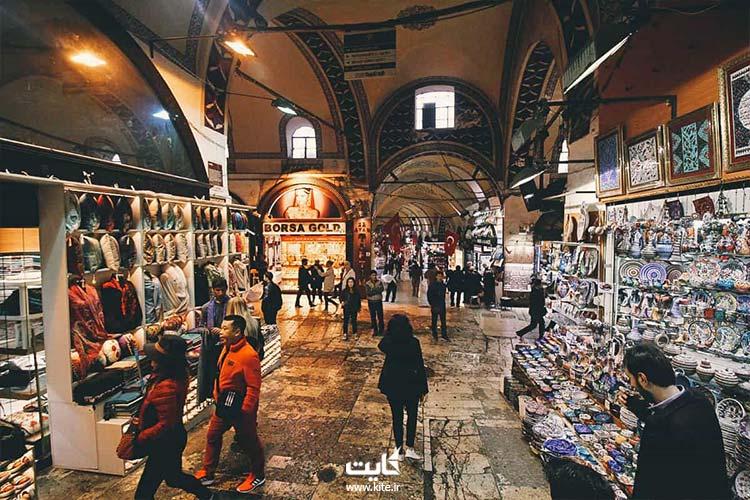 خرید از بازار ادویه جات مصری ها