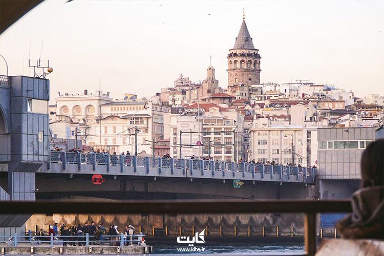 عمارت های چوبی استانبول