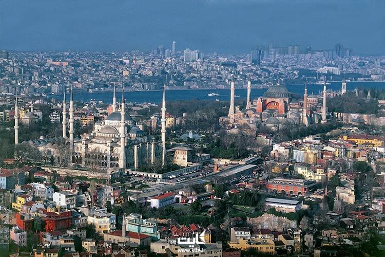 پیشنهاد گردش در استانبول