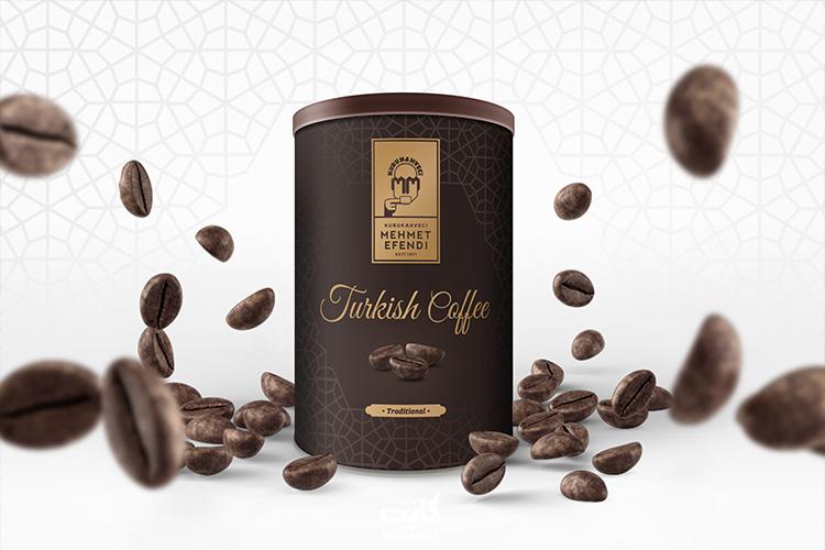 قهوه ترک افسانهای مهمت افندی