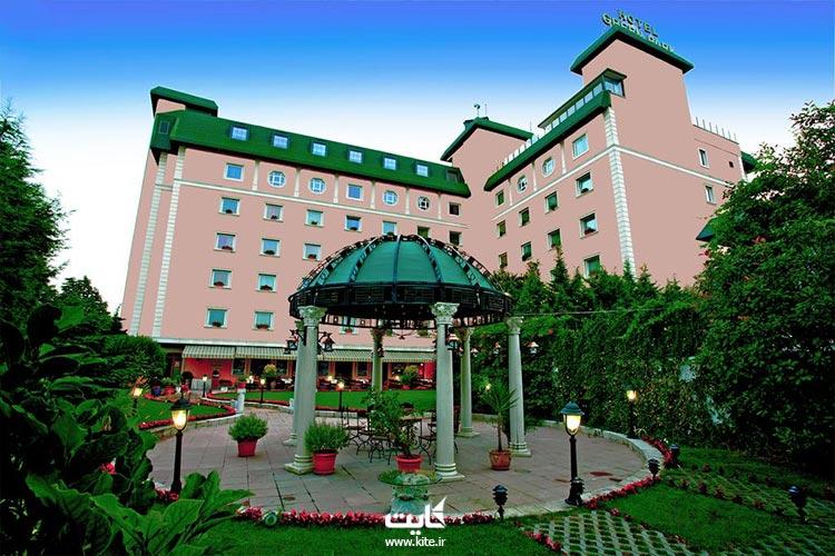 Green Park Merter؛ هتل گرین پارک مرتر 5 ستاره در تور استانبول