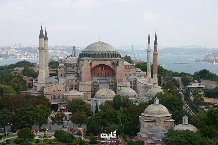 Hagia Sophia ایاصوفیه