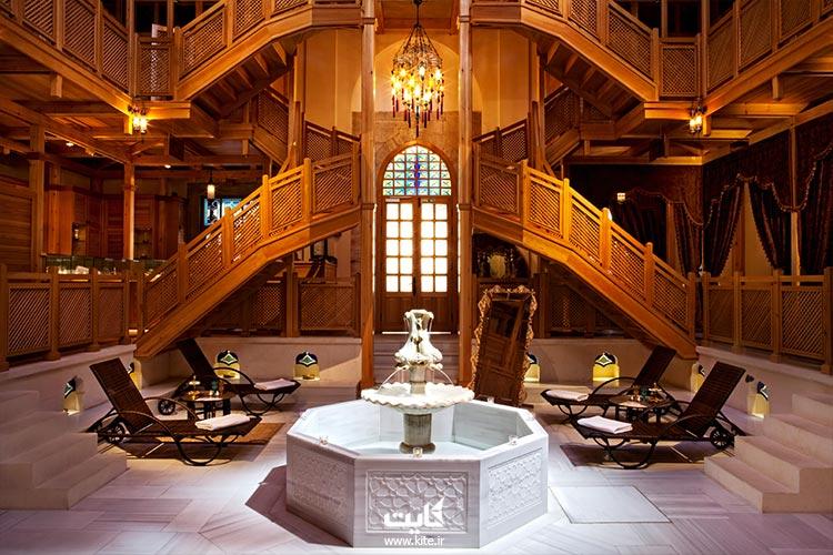 حمام خرم سلطان ایاصوفیه استانبول