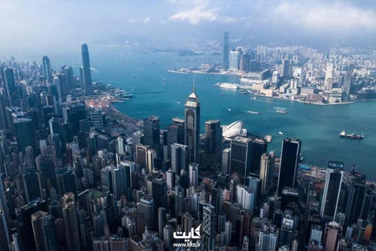 هنگ کنگ پربازدیدترین شهرهای جهان