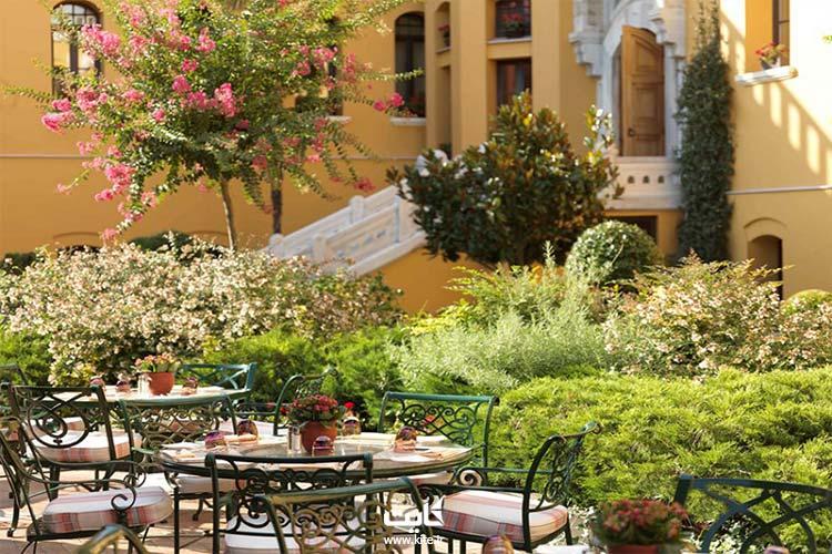 هتل 4 فصل استانبول