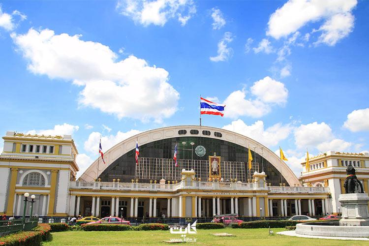 hua-lamphong-railway-station