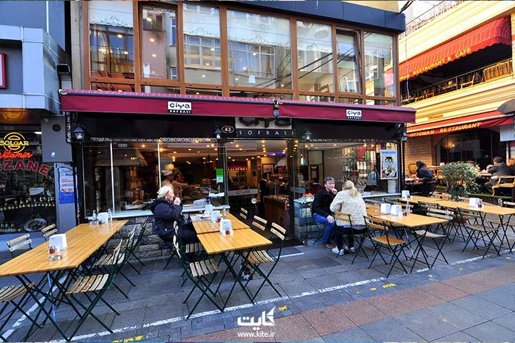 10 تا از بهترین رستوران های استانبول که غذاهای آن را باید تست کنید
