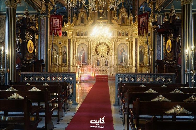 کلیسای بلغارستانی سنت استفان استانبول