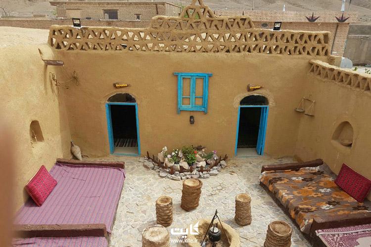 اقامتگاههای کویر مصر