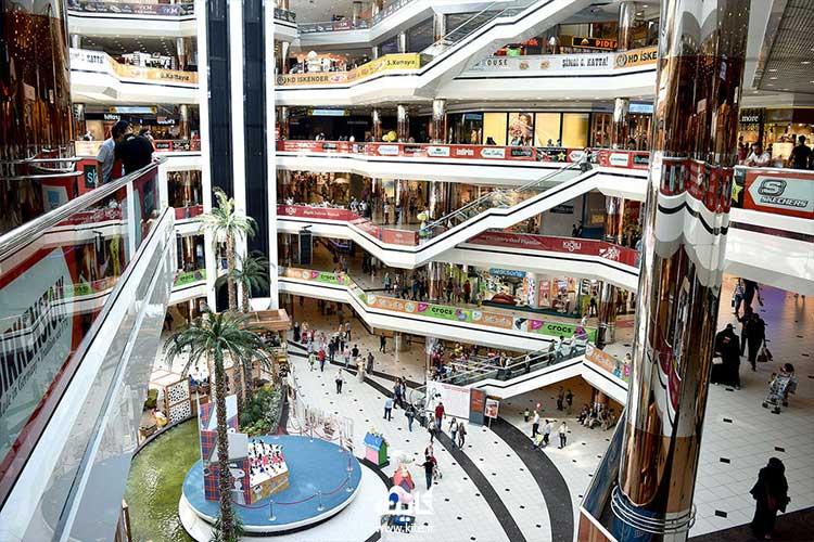 مراکز خرید در استانبول