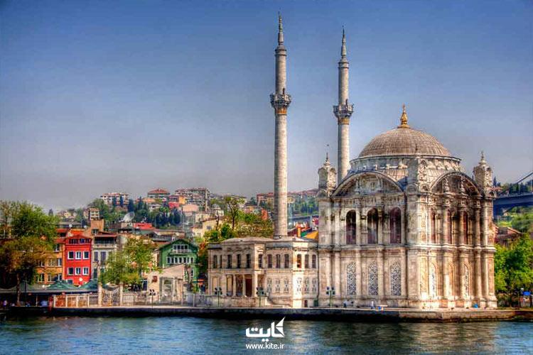 محله اورتاکی استانبول