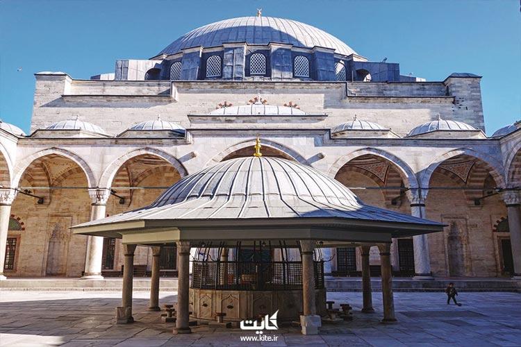 مسجد سلطان سلیم استانبول