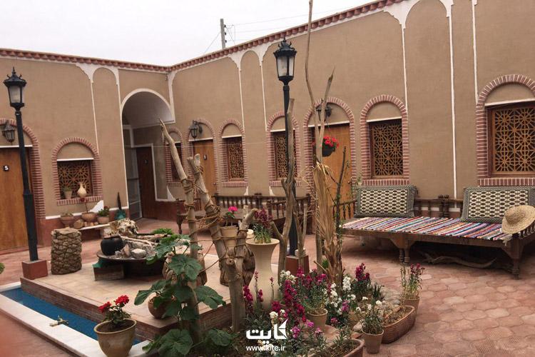 اقامت در کویر مصر ایران