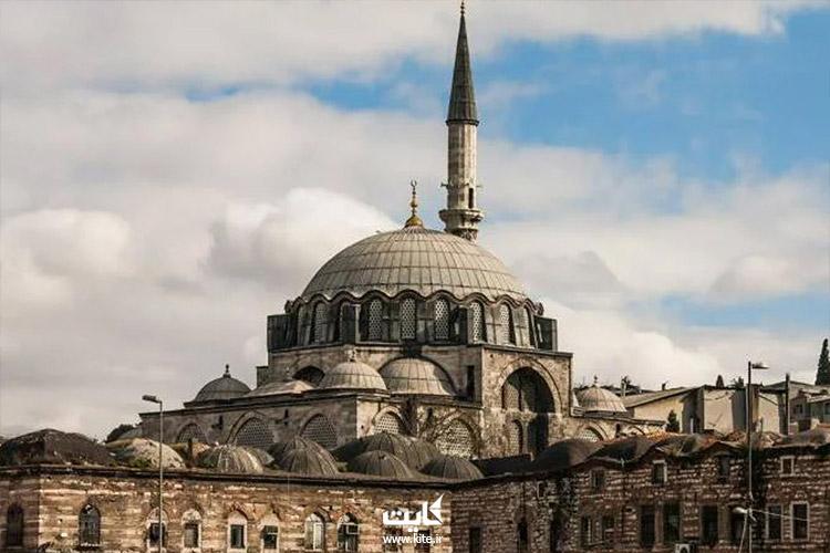 مسجد رستم پاشای استانبول