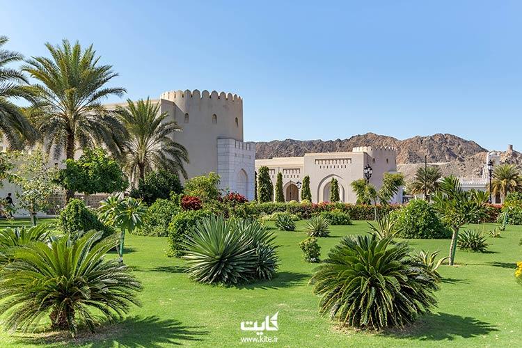 قلعه نخل عمان