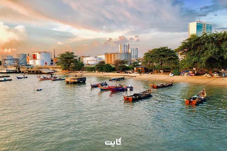 تور پنانگ مالزی - ساحل پنانگ