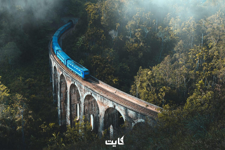 راهنمای خرید بلیط قطار معروف کندی- اِلا در سریلانکا