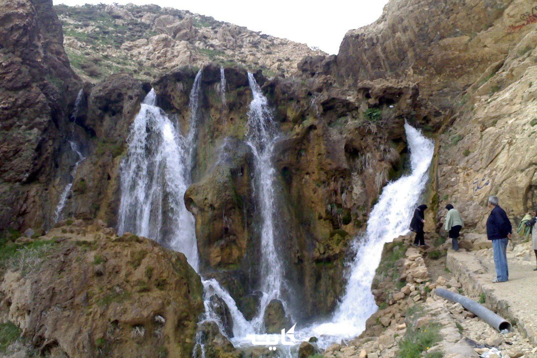 مسیر دسترسی به آبشار شیخ علیخان کوهرنگ