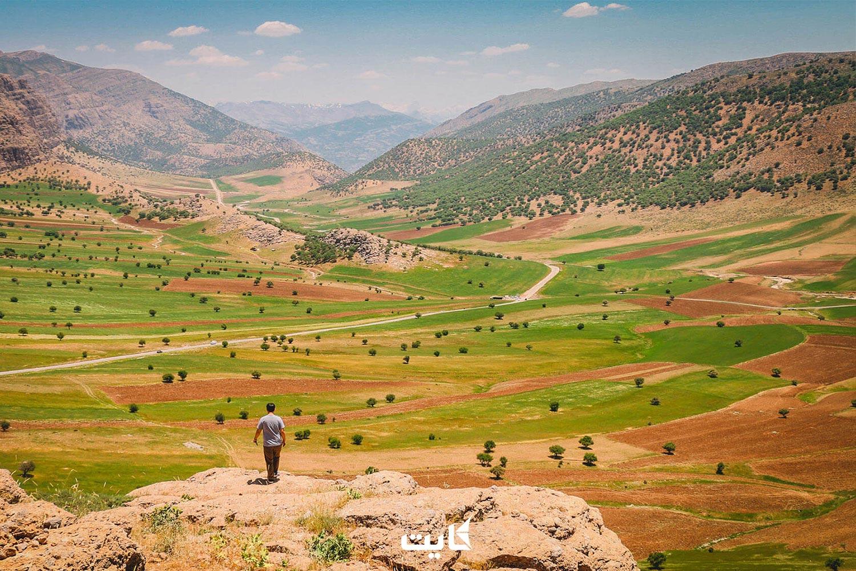 معرفی 13 مقصد طبیعتگردی در استان لرستان