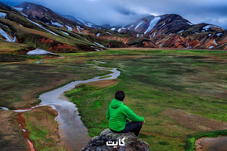معرفی مقاصد طبیعتگردی در گیلان