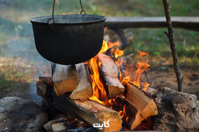 خطرات ناشی از روشن کردن آتش در طبیعت
