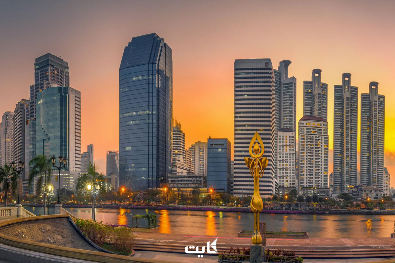 معرفی بهترین هتلهای شهر بانکوک از نظر ایرانیان