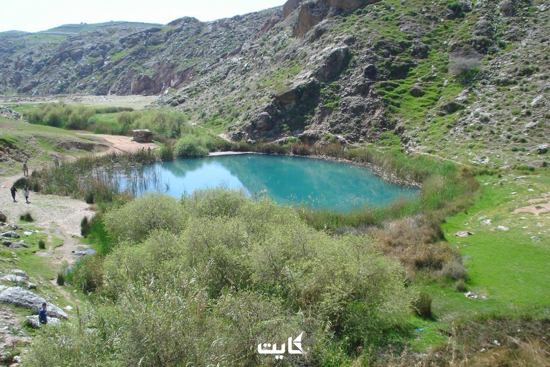 معرفی مقاصد طبیعتگردی استان مرکزی