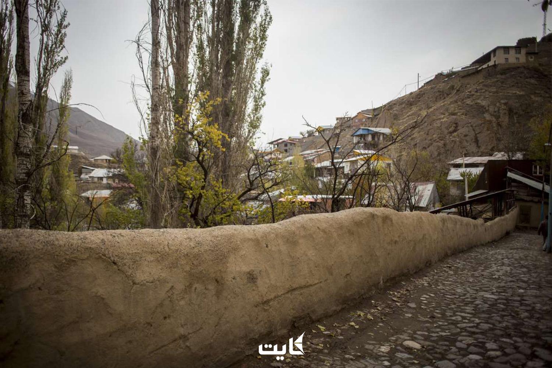 معرفی جاذبههای گردشگری روستای یوش