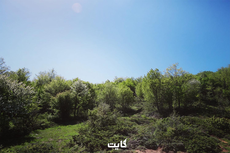 معرفی مقاصد طبیعتگردی استان سمنان