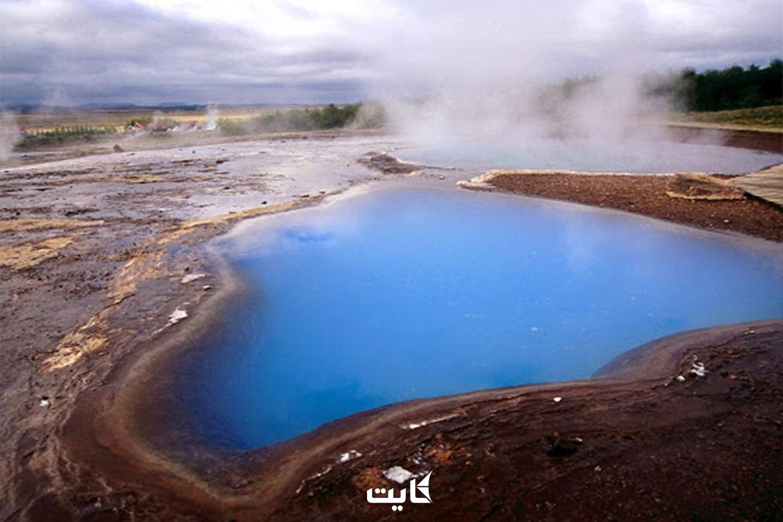 معرفی چشمههای آبگرم برتر ایران