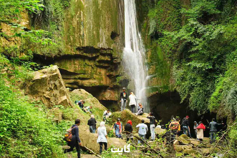 بهترین زمان بازدید از آبشار ترز