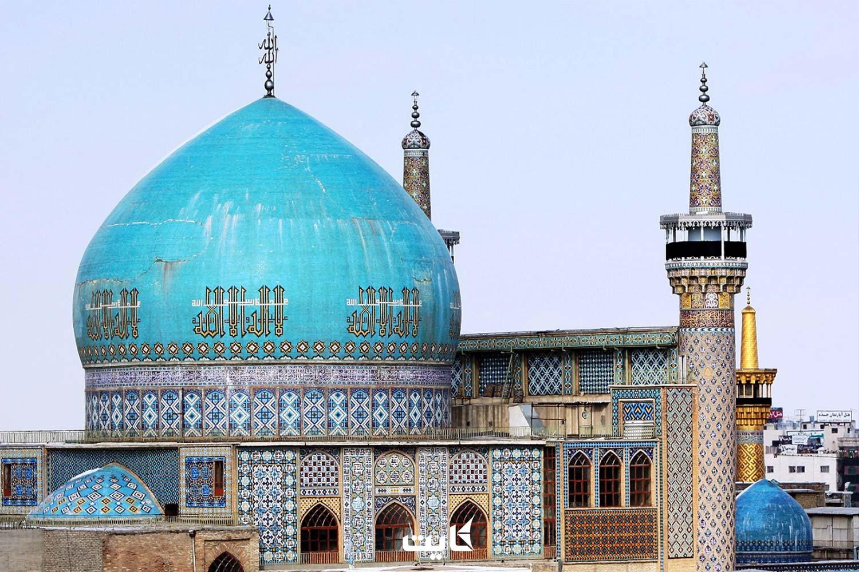 مسجد جامع گوهرشاد