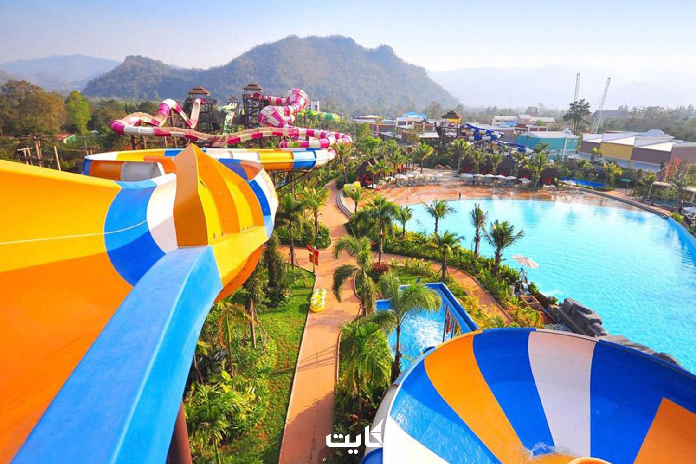 معرفی پارک آبی Scenical World در خائو یای تایلند