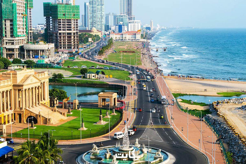 معرفی 25 جاذبه برتر سریلانکا