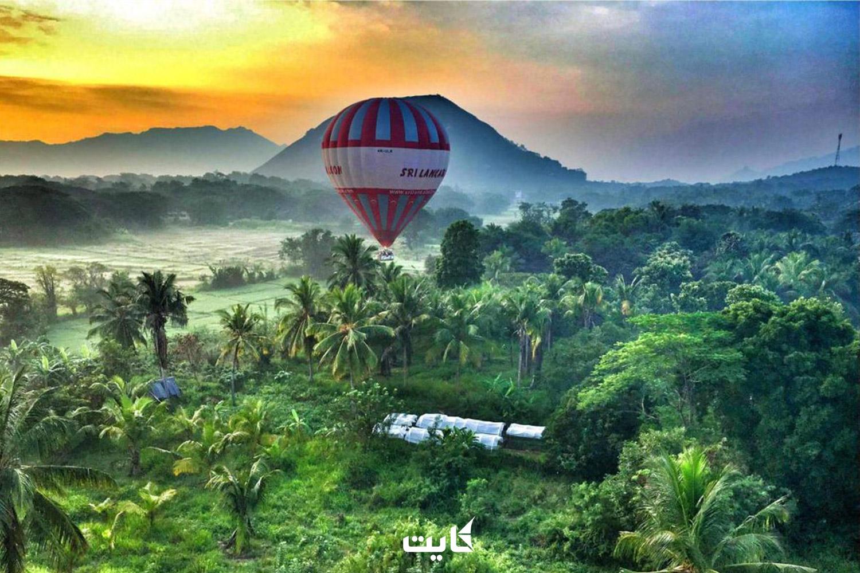 فصل گردشگری در سریلانکا