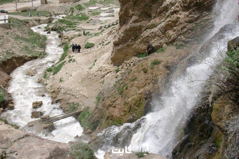 آشنایی با آبشار شیخ علیخان