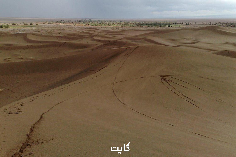 آشنایی با کویر بافق یزد