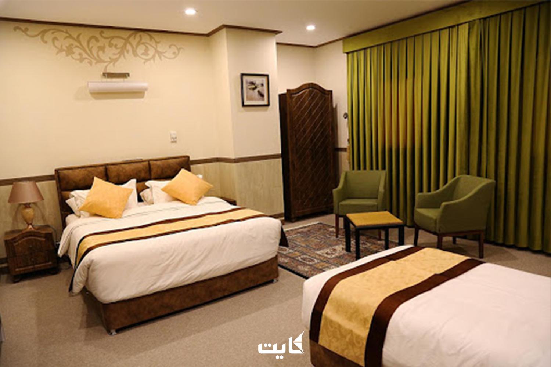معرفی هتل تک ستاره ستارگان مشهد